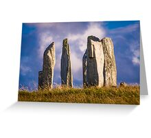 Callanish - Guardian Circle Greeting Card