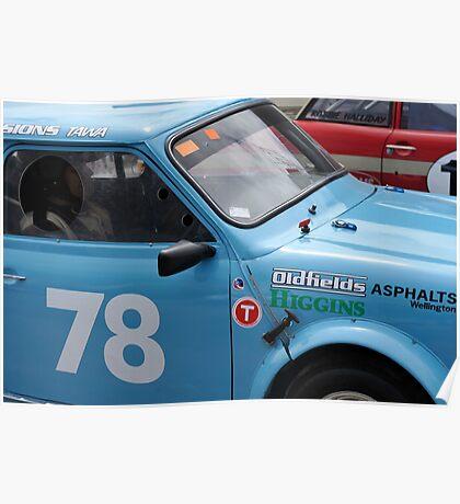 Racing Mini Poster