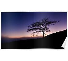 Evening on the Kirkstone Pass Poster