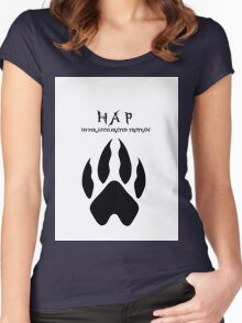 H.A.P Women's Fitted Scoop T-Shirt
