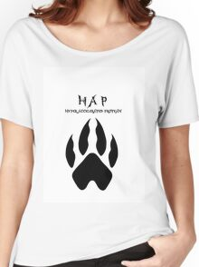 H.A.P Women's Relaxed Fit T-Shirt