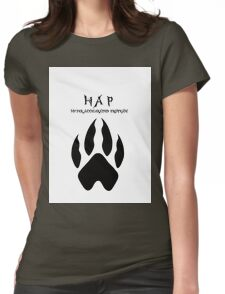 H.A.P Womens Fitted T-Shirt