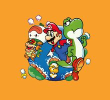 Super Mario World - Around the World Unisex T-Shirt