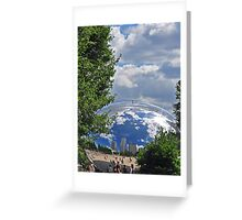 mercury rising Greeting Card