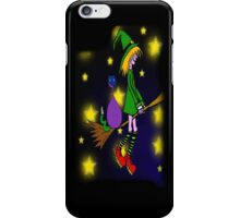 Nylo the Witch iPhone Case/Skin
