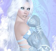 Lady of Ice by LoneAngel