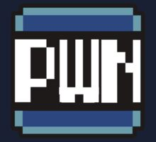 Super PWN block Kids Clothes