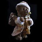 Christmas bear - iPhone case by Britta Döll