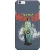 Old Man Winter Vigor iPhone Case/Skin