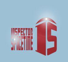 Inspector Spacetime Kids Tee