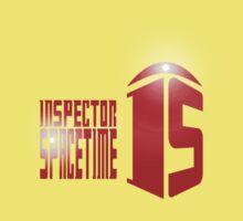 Inspector Spacetime One Piece - Short Sleeve