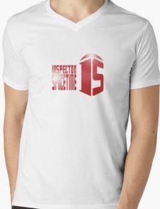 Inspector Spacetime Mens V-Neck T-Shirt