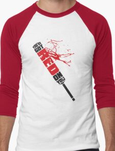 You've Got Red On You Men's Baseball ¾ T-Shirt
