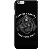 King of Anarchy iPhone Case/Skin