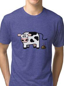Oops... I Pooped! Tri-blend T-Shirt