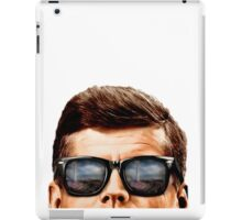 JFK Pop-Art (Color) tablet cover iPad Case/Skin