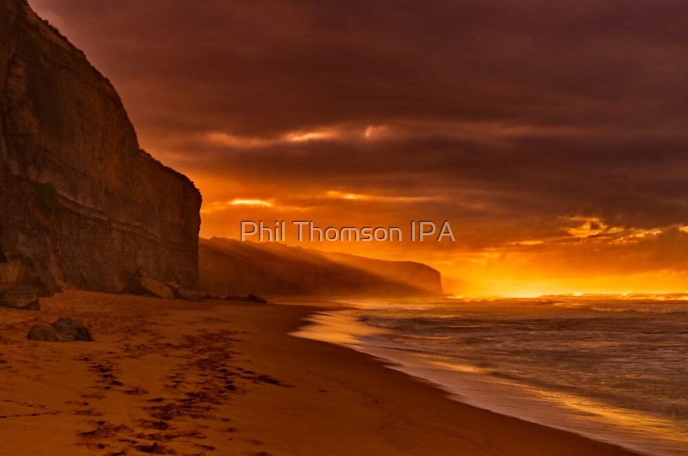 """""""Gibson's Golden Dawning"""" by Phil Thomson IPA"""