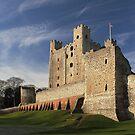 Rochester Castle by Irina Chuckowree