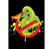 Slime Hot Dog Photographic Print