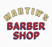 Martin's Barber Shop by Sacana