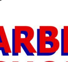 Martin's Barber Shop Sticker