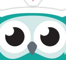 Owl Love You Forever (Boy) Sticker
