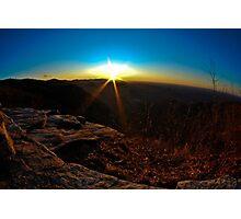 Pretty Place Sunrise Photographic Print