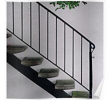 Stairway Zen Poster