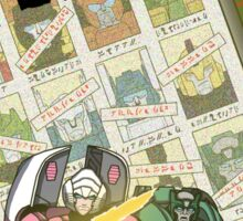 Sins of the Wreckers: Days of Future Past Sticker