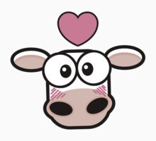 Lovestruck Cow / I Love Moo by Lisa Marie Robinson