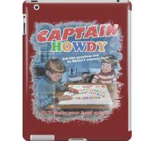 Captain Howdy - The Exorcist iPad Case/Skin