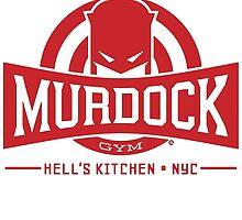 Murdock Gym by Salmon Boy