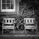 Two chairs by Aronss