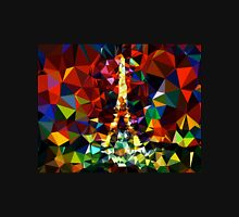 Geometric Art - Brights - Paris Unisex T-Shirt