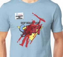 Ash's S-Mart blood-soaked t-shirt Unisex T-Shirt