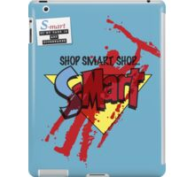 Ash's S-Mart blood-soaked t-shirt iPad Case/Skin
