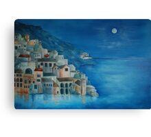 Amalfitana painting Canvas Print