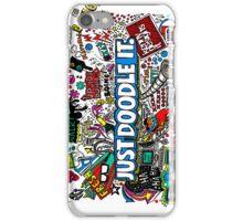 Just Doodle It_Clr iPhone Case/Skin