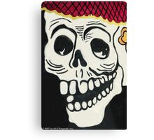Day Of The Dead #8 Canvas Print