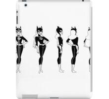Batgirl Turnaround iPad Case/Skin
