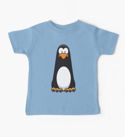 Pablo the Pensive Penguin Baby Tee