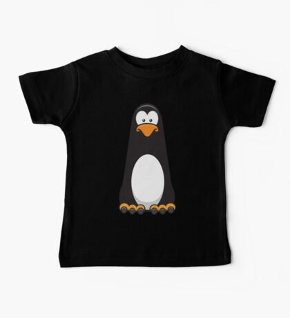 Pablo the Pensive Penguin Baby Tee
