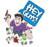"""""""Hey Guys!"""" Cartoon Photographic Print"""