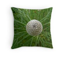 nature is full of surprises Throw Pillow