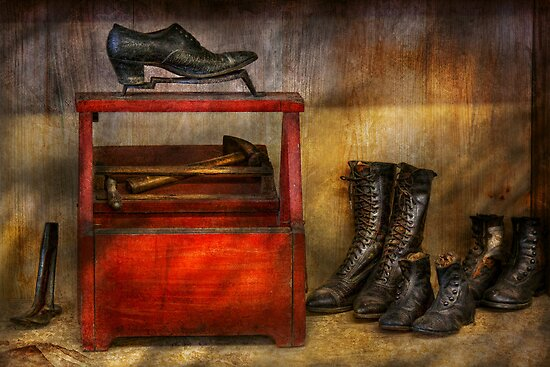 Cobbler - Life of the cobbler by Mike  Savad
