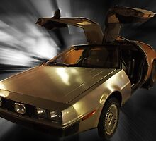 Back to the Future by Philip Bateman