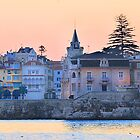 night fall at Cascais by terezadelpilar~ art & architecture