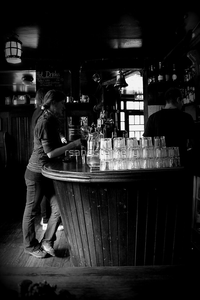 The Windsor Castle Pub, Notting Hill - Ready to Order by rsangsterkelly