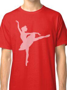 Ballerina (pink) Classic T-Shirt