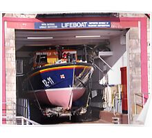 RNLI BABY Poster